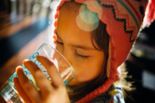 Are you Drinking Enough Water This Winter?